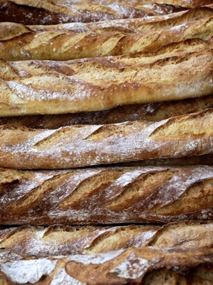 Mapping the Way to Better Bread