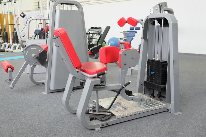 Fitness Machines Lifting Sports Equipment Sales