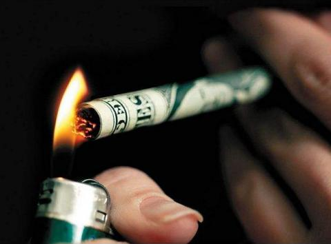 Is the Tobacco Products Market Going Up in Smoke?