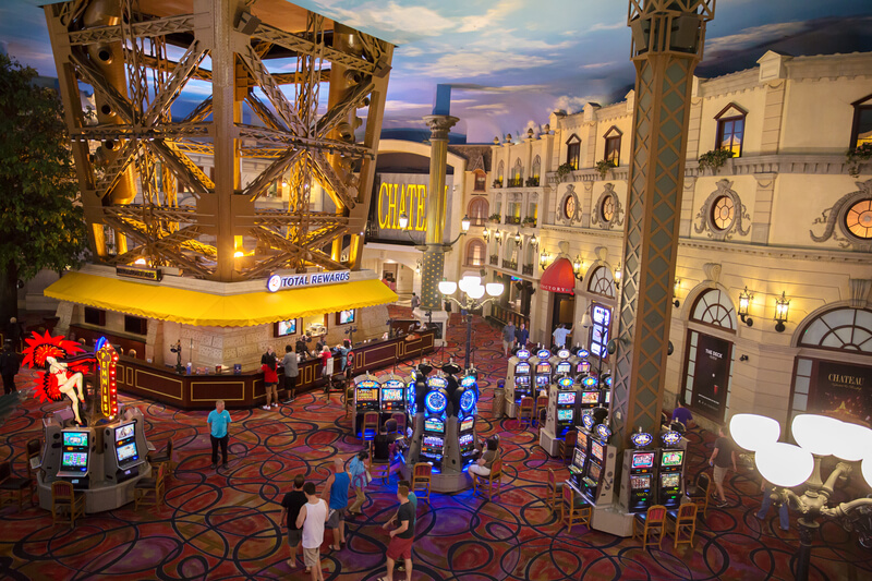 To Woo Millennials, Casinos Take a Chance on Arcade-Style Games