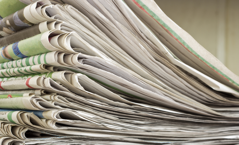 Extra! Extra! Read All About It! Newsprint Tariffs Cut!